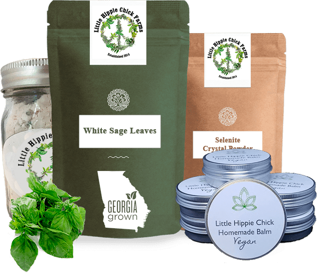 Little Hippie Chick Farms Products